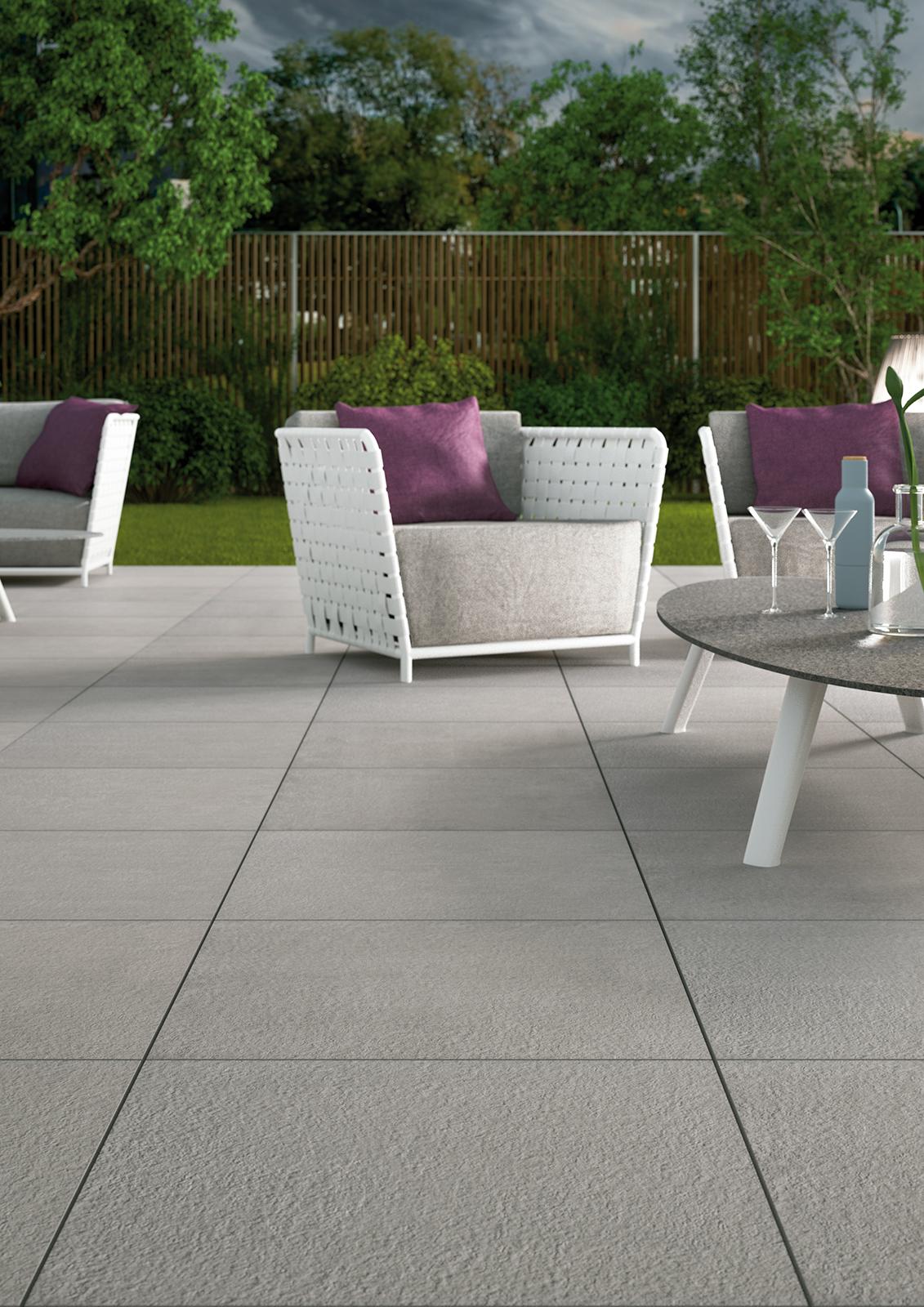 Outdoor Flooring Tiles outdoor tilegardenfor floorsengineered stoneantique Sistemn20 Ceramic Tiles Marazzi_5097