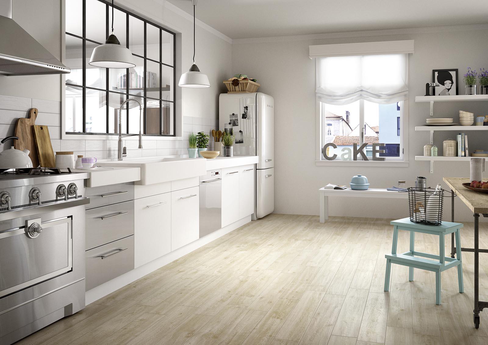 treverkway - wood effect stoneware floors | marazzi
