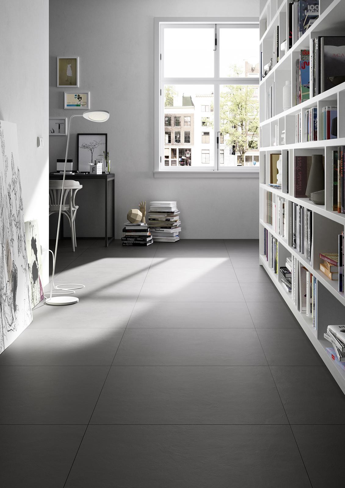 Block Porcelain Stoneware Flooring And Walls Marazzi