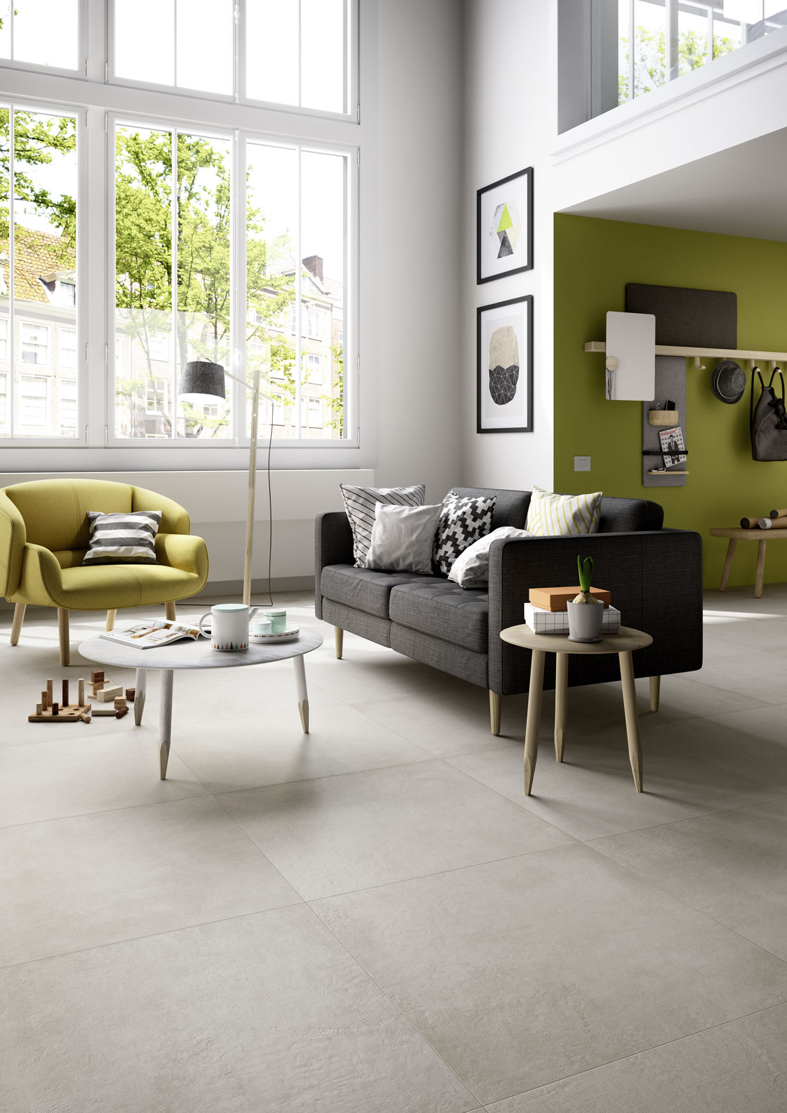 Tile Floor Designs For Living Rooms: Living Room Floor: Inspiration For Your Furniture