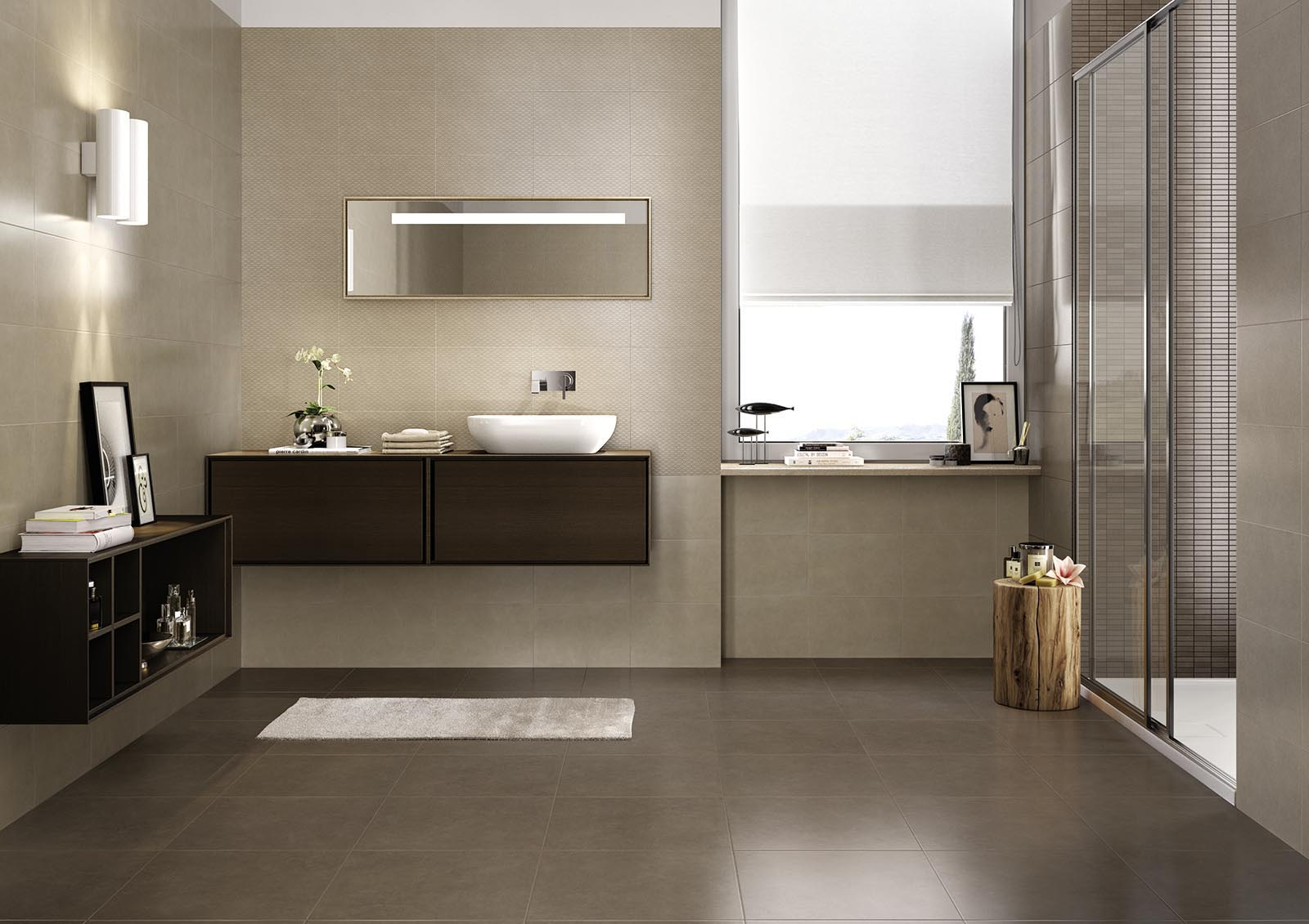 Progress Natural Effect Porcelain Stoneware Marazzi