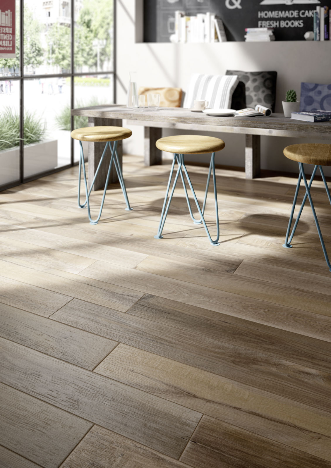 Wood effect and hardwood porcelain stoneware: discover all the effects -  Marazzi 6964 - Wood Effect And Hardwood Porcelain Stoneware Marazzi