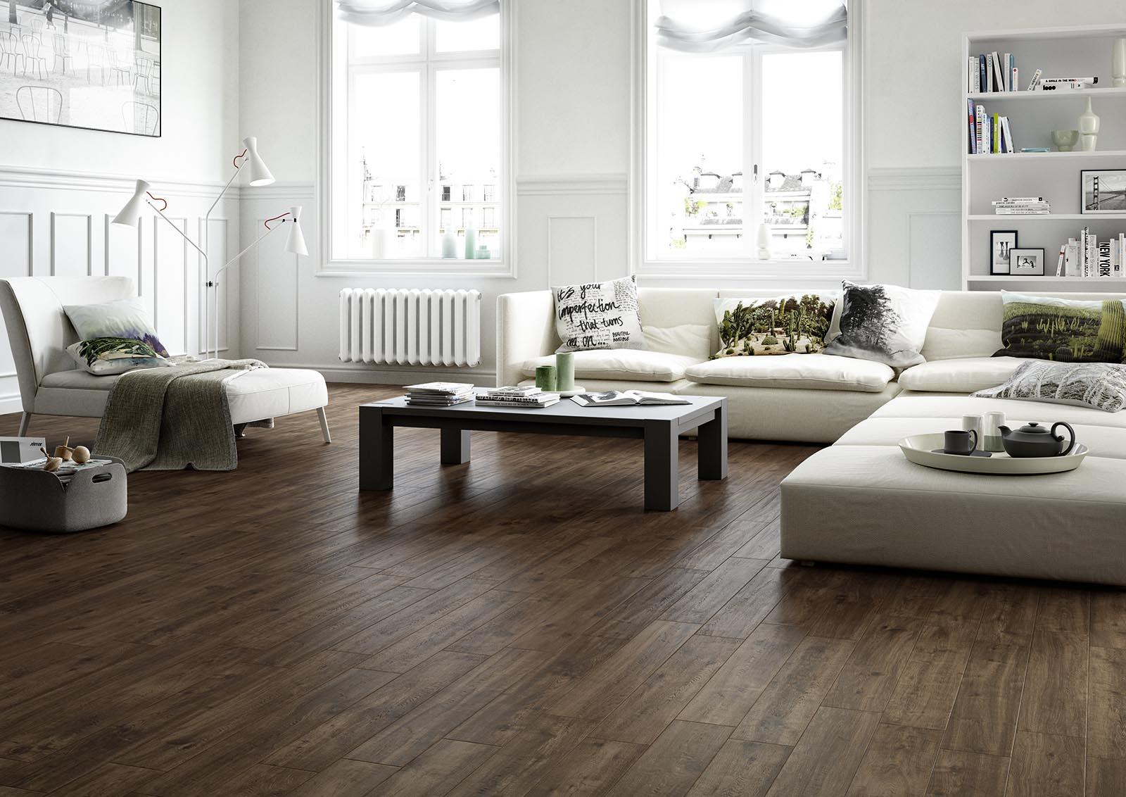 Treverkway wood effect stoneware floors marazzi - Ceramico imitacion madera ...