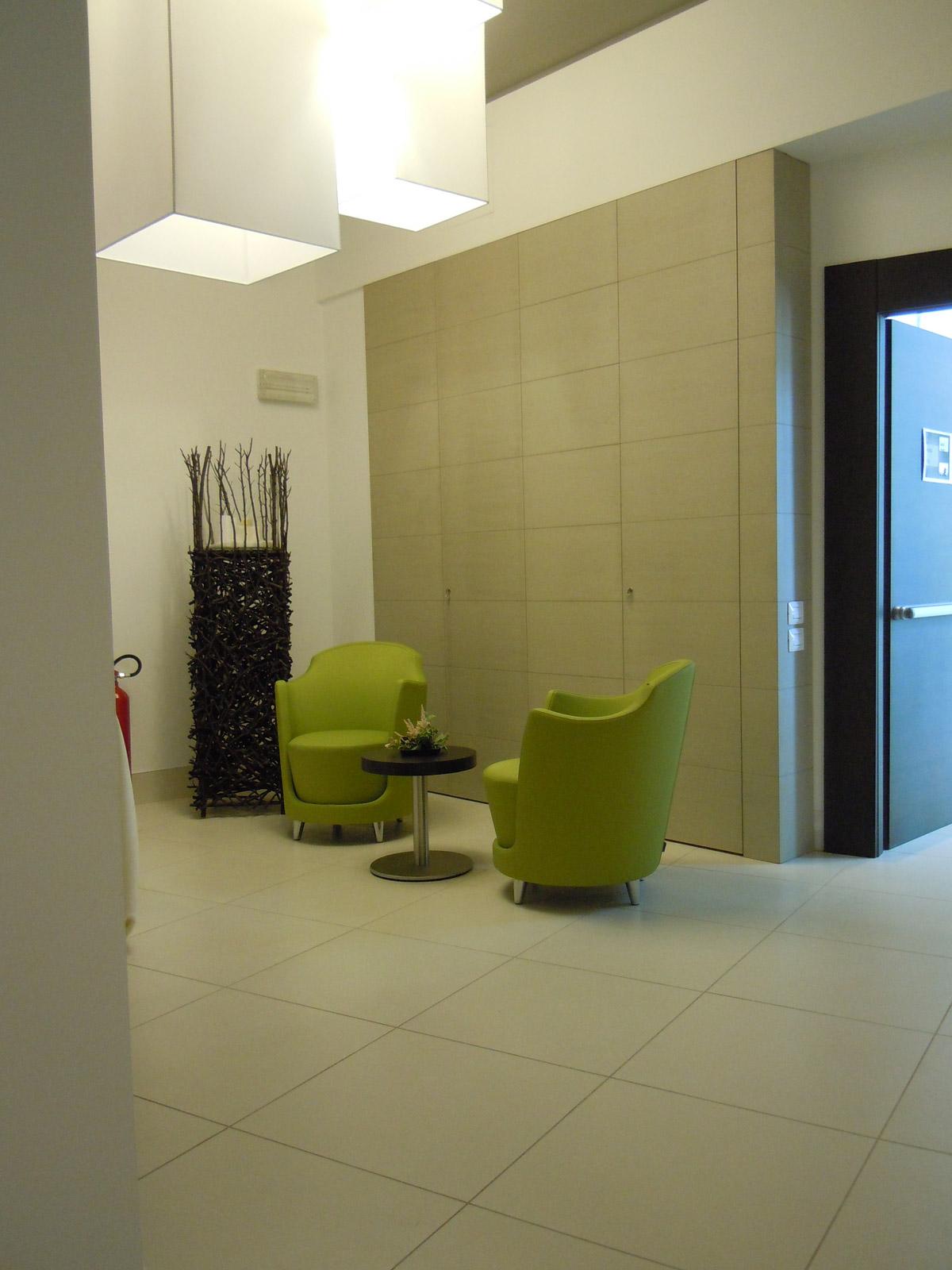 DB Hotel - floor and wall tiles  Marazzi