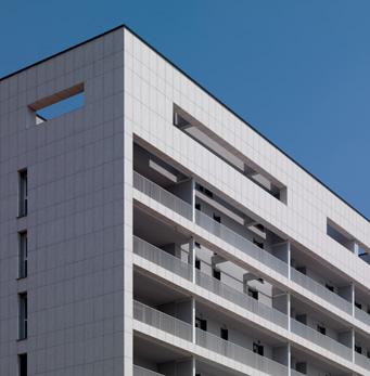 Cena 23 Milano - Ventilated facade urban regeneration
