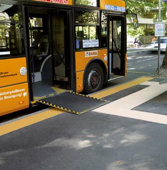 Bus Stop Merano, Merano