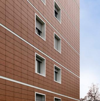 Quartiere Q43 Residential Complex, Turin