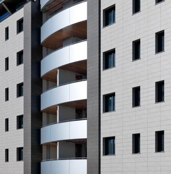 """Ai Giardini"" Residential Complex, Udine"
